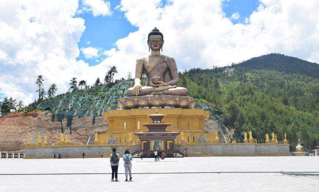 Buddha Dordenma Statue Thimphu