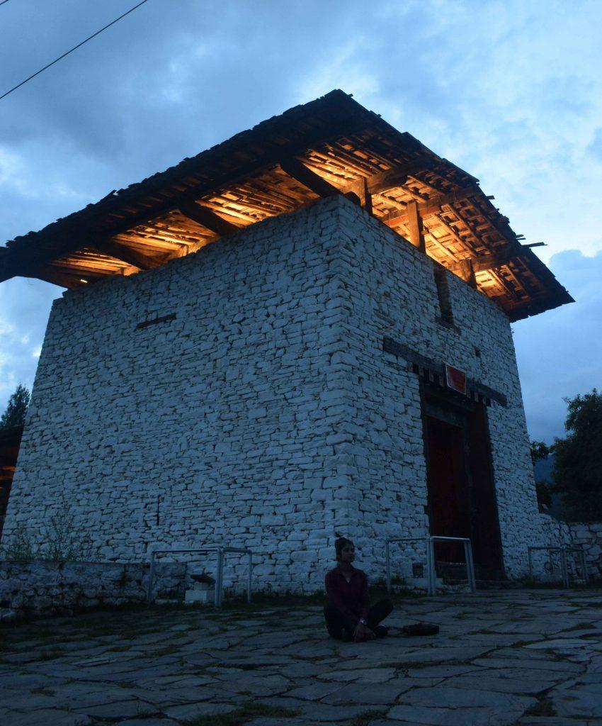 Paro and Thimphu